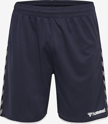 Pantalon de sport 'Poly' Hummel en bleu