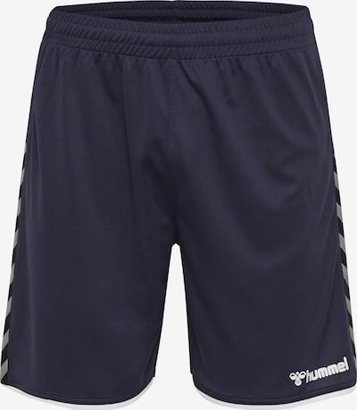 Hummel Shorts 'Poly' in enzian, Produktansicht