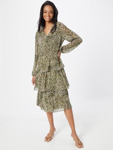VILA Dress 'Fulla' in Green