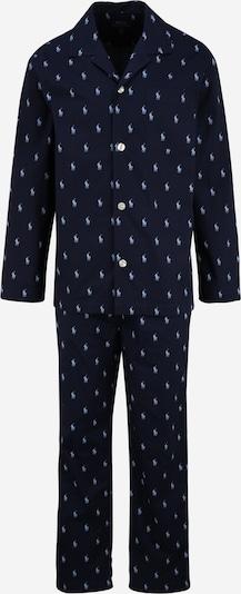 POLO RALPH LAUREN Duga pidžama u plava / noćno plava, Pregled proizvoda