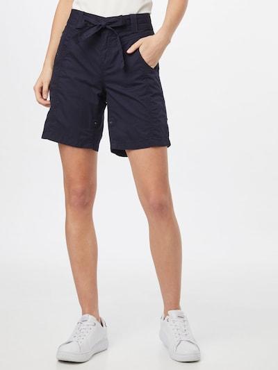 ESPRIT Shorts 'Play' in navy, Modelansicht