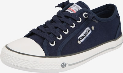 Dockers by Gerli Sneakers low in Navy / White, Item view