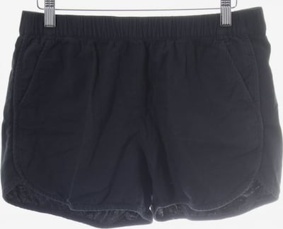 Madewell Hot Pants in S in dunkelblau, Produktansicht