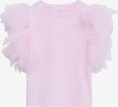 MANGO KIDS T-shirt caitlyn-a in hellpink, Produktansicht