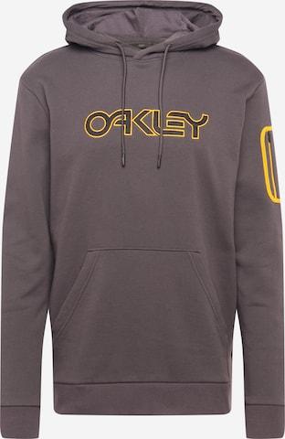 OAKLEY Sportsweatshirt 'B1B' i grå
