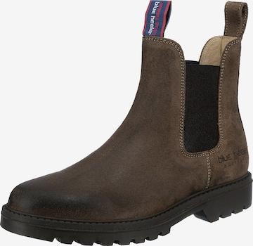 Blue Heeler Chelsea Boots in Braun