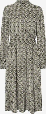 VERO MODA Shirt Dress 'Saga' in Black