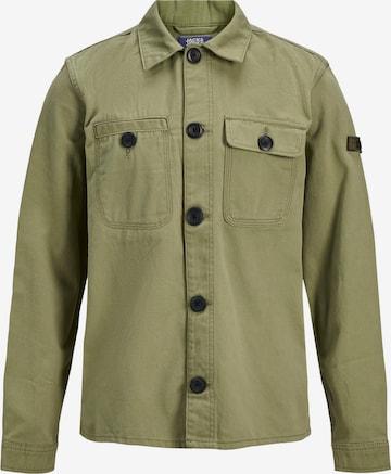 Jack & Jones Junior Triiksärk 'Ben', värv roheline