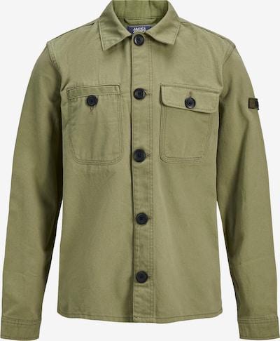 Jack & Jones Junior Krekls 'Ben', krāsa - olīvzaļš, Preces skats