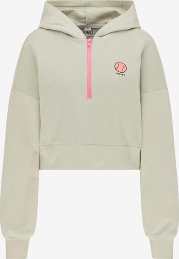 myMo ATHLSR Sweatshirt in pastellgrün, Produktansicht