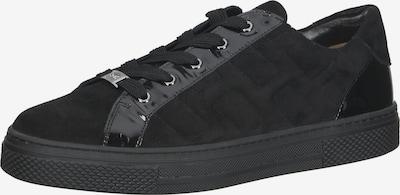 HASSIA Baskets basses en noir, Vue avec produit