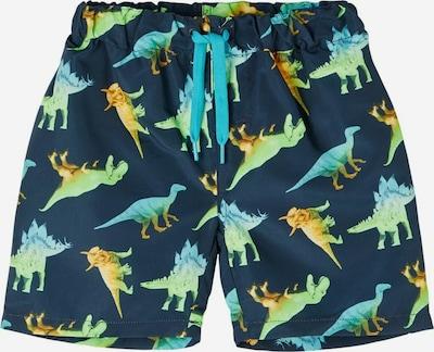 Pantaloncini da bagno NAME IT di colore giallo / verde, Visualizzazione prodotti