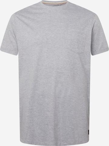 Blend Big T-Shirt 'NASIR' in Grau
