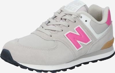 new balance Sneaker '574' in beige / pink, Produktansicht