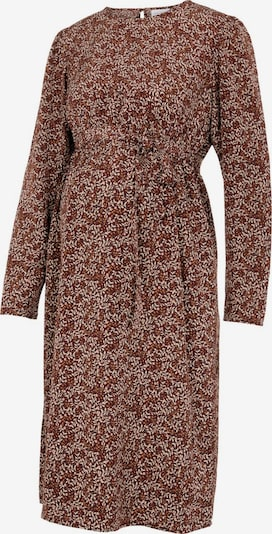 MAMALICIOUS Šaty - tmavočervená / biela, Produkt