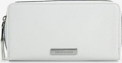 Emily & Noah Portemonnee 'Elli' in de kleur Wit, Productweergave