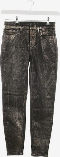 All Saints Spitalfields Jeans in 27 in schwarz, Produktansicht