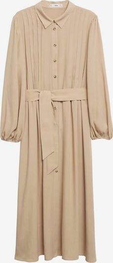Rochie tip bluză MANGO pe roz pudră, Vizualizare produs