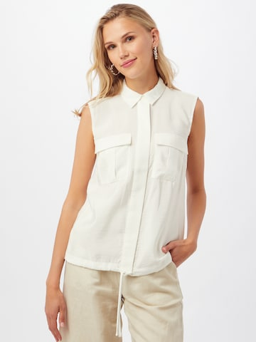 MORE & MORE Blouse in White