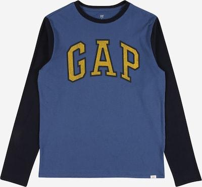 GAP Tričko - světlemodrá / tmavě modrá / zlatě žlutá, Produkt