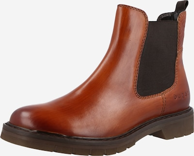 bugatti Botas Chelsea 'Modena' en marrón rojizo / marrón oscuro, Vista del producto