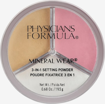 Physicians Formula Powder '3 In 1 Setting Powder' in Mixed colors