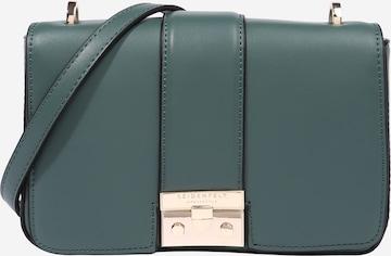 Seidenfelt Manufaktur Tasche 'Tuna' in Grün