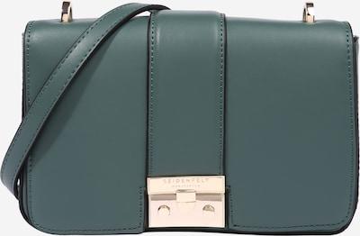 Seidenfelt Manufaktur Crossbody Bag 'Tuna' in Petrol, Item view