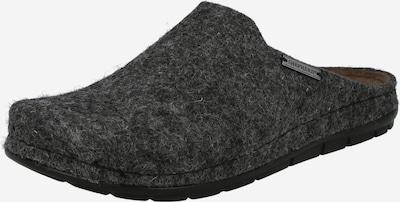 SHEPHERD OF SWEDEN Sisäkengät 'Samuel' värissä musta, Tuotenäkymä