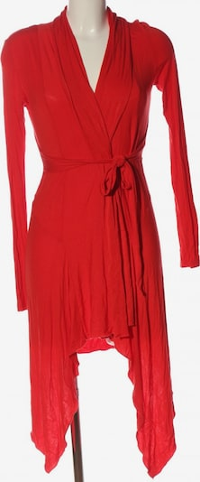 St-Martins Cardigan in XS in rot, Produktansicht