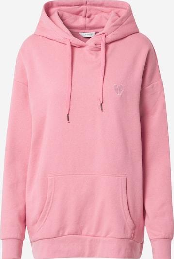 b.young Sweat-shirt en rose ancienne, Vue avec produit