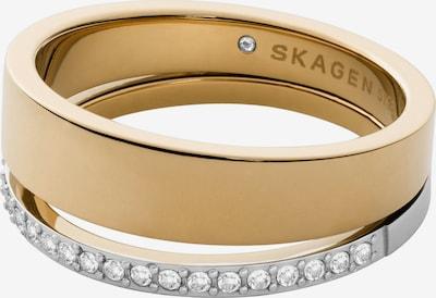 SKAGEN Ring in gold / silber, Produktansicht