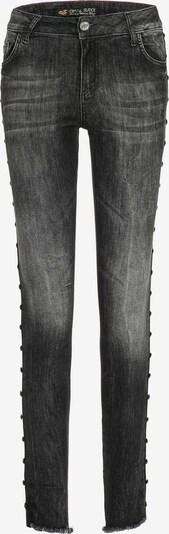 CIPO & BAXX Jeans 'WD341' in de kleur Zwart, Productweergave