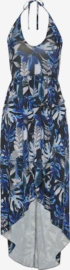 MELROSE Kleid in royalblau / dunkelblau / hellgrau / weiß, Produktansicht