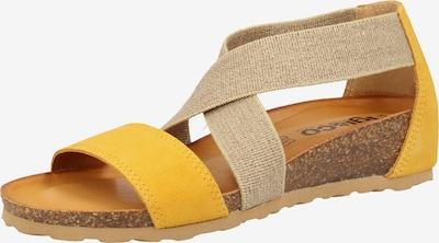 IGI&CO Sandalen in gelb, Produktansicht