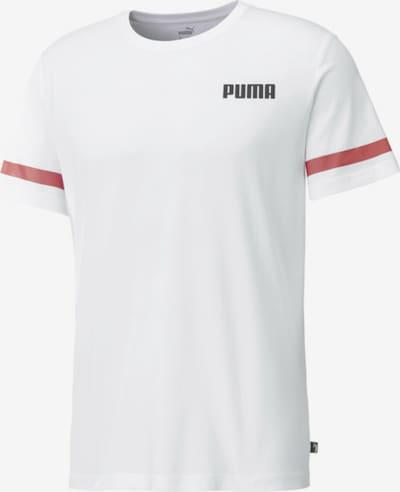 PUMA Herren T-Shirt in weiß, Produktansicht