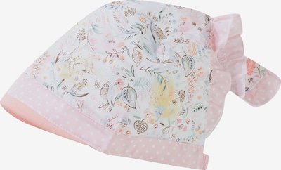 Mască de stofă MAXIMO pe mai multe culori / roz / alb, Vizualizare produs