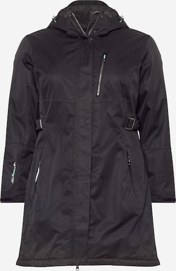 KILLTEC Kurtka outdoor 'Alisi' w kolorze czarnym, Podgląd produktu