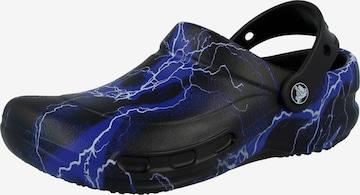 Sabots 'Bistro' Crocs en noir