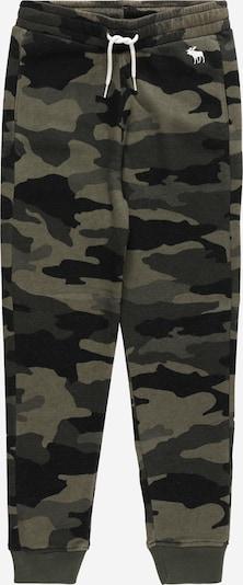 Abercrombie & Fitch Hose in dunkelgrün, Produktansicht