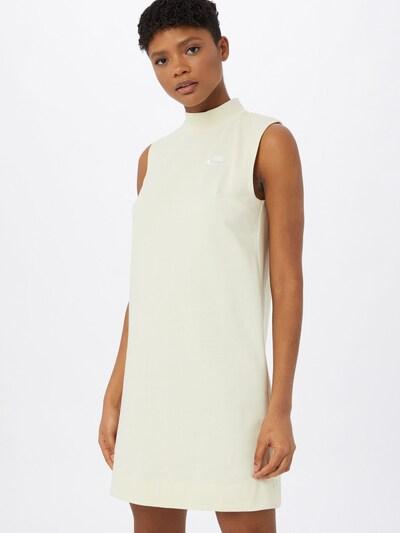 Rochie de vară Nike Sportswear pe crem, Vizualizare model