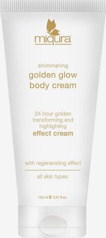 Miqura Body Lotion 'Golden Glow' in