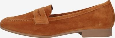 MARCO TOZZI Slipper in braun / hellbraun, Produktansicht