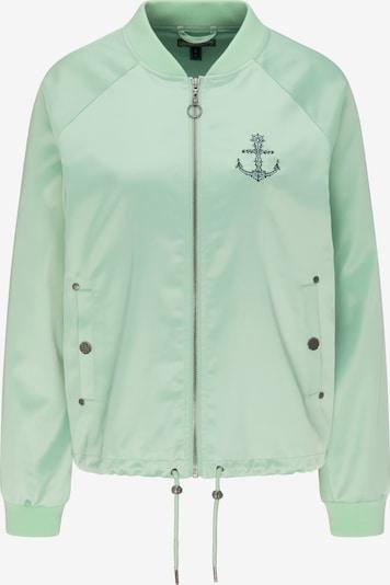DreiMaster Vintage Jacke in mint, Produktansicht