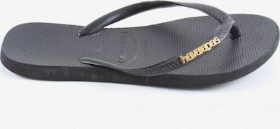 HAVAIANAS Flip Flop Sandalen in 37 in schwarz, Produktansicht