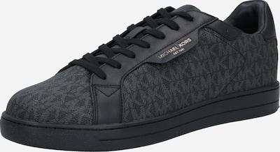 MICHAEL Michael Kors Låg sneaker 'KEATING' i grå / svart, Produktvy