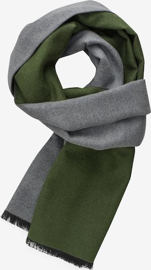 ETERNA Schal in grau / grün, Produktansicht