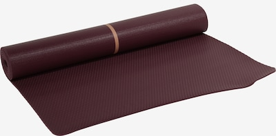 bahé yoga Matte 'ESSENTIAL' in burgunder, Produktansicht