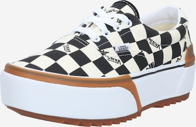 VANS Sneakers low 'UA Era Stacked' in Black / White, Item view