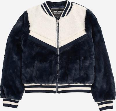 LEMON BERET Prehodna jakna | mornarska / bela barva, Prikaz izdelka